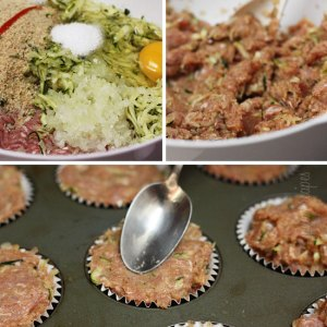 making-low-fat-meatloaf-cupcakes