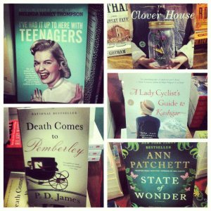 adult summer reads